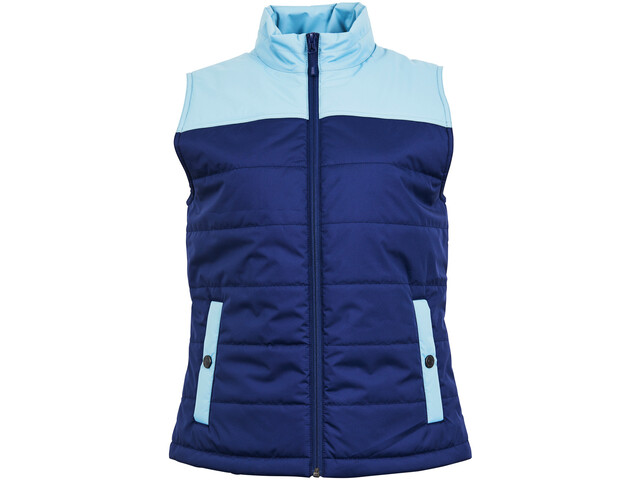 United By Blue Bison Puffer Gilet Femme, navy